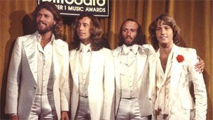 BeeGees family pic